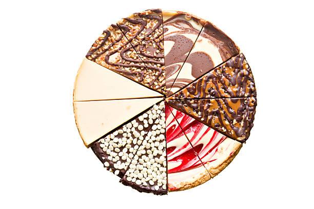чизкейк полцены - кусок торта стоковые фото и изображения