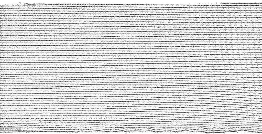 Cheesecloth texture - gauze stock photo