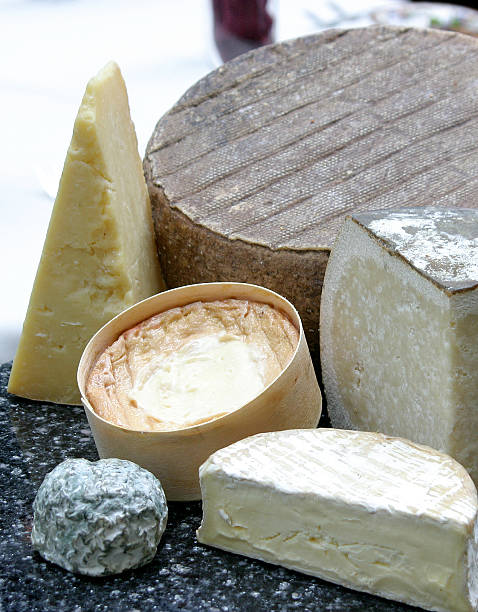 Cheeses from around the world圖像檔