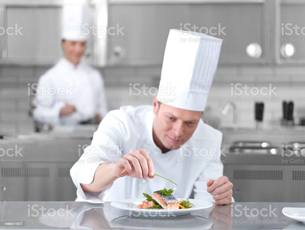 Chefkoch Sie Fish – Foto