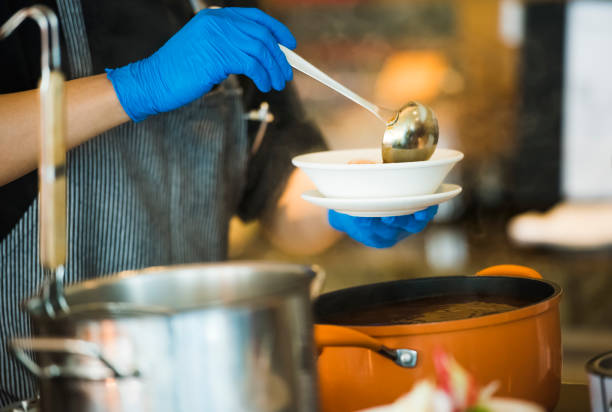 2,048 Soup Kitchen Stock Photos, Pictures & Royalty-Free Images - iStock