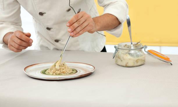 Chef cuisson quinoa salade - Photo