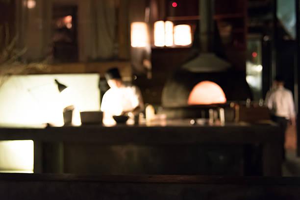 Chefkoch in der Küche – Foto