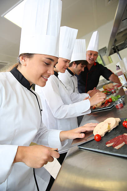 Chef looking what cooks do in kitchen picture id175004794?b=1&k=6&m=175004794&s=612x612&w=0&h=wexx8z7lncmuczpdqbfyo0pwqpijkwmkplic4xzzshs=