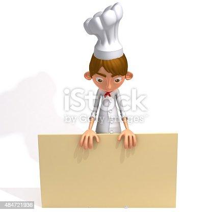 istock Chef 484721936