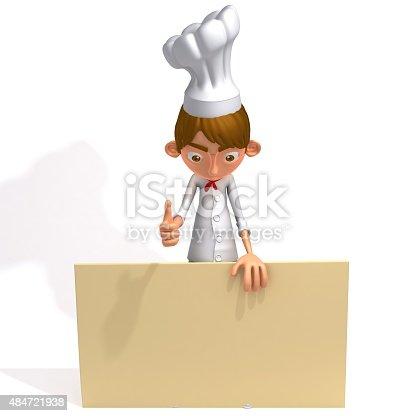 istock Chef 484721938