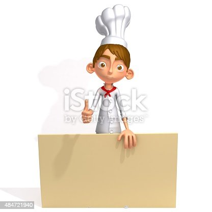 istock Chef 484721940