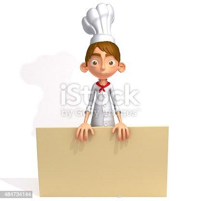 istock Chef 484734144