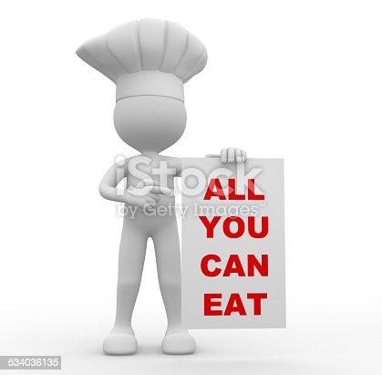 istock Chef 534036135