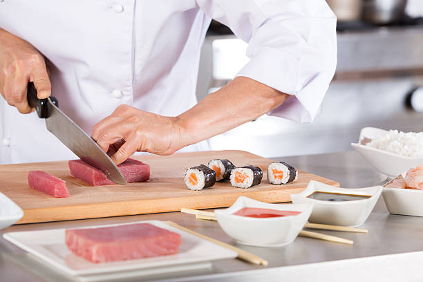 an analysis of techniques in preparation of sushi in japanese foods Learn how to prepare and cook meals at home to have better control over the nutritional content of the foods you try one of these methods the next time you cook.
