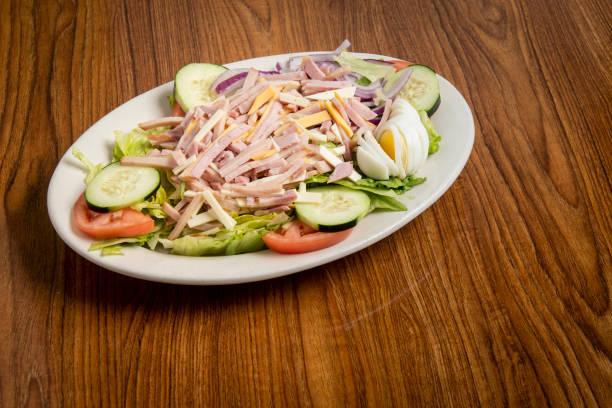 Aşçı salatası stok fotoğrafı