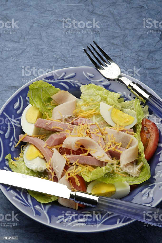 Chef Salad royalty-free stock photo