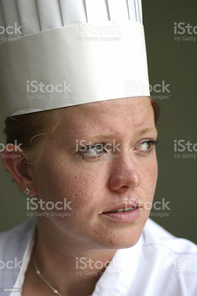 Chef Series - 2 stock photo