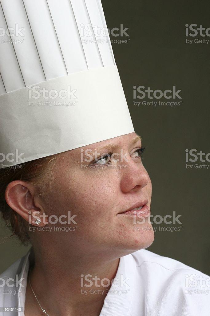 Chef Series -  9 stock photo