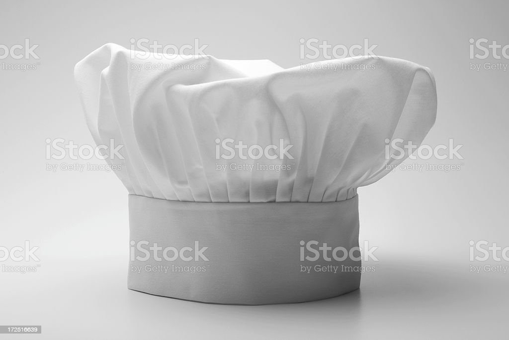 Chef's hat royalty-free stock photo