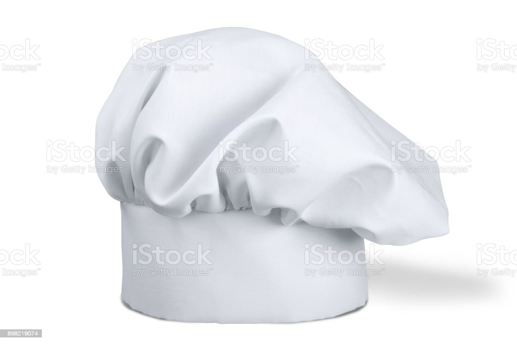 Chef's hat. stock photo