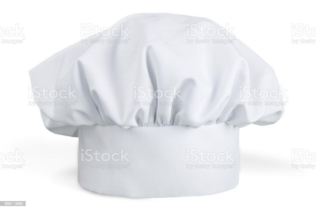 Chef's hat. stock photo