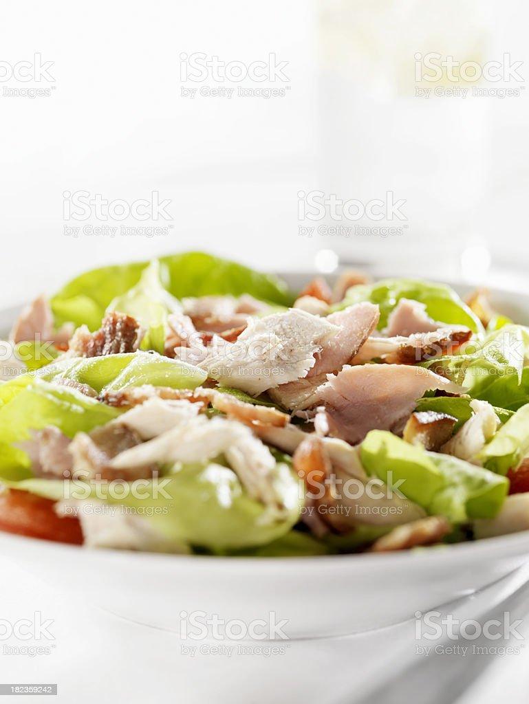 Chefs Salad stock photo