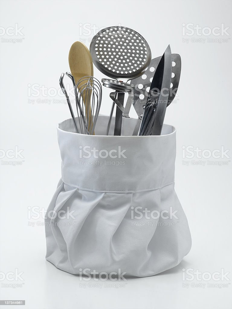 Chef's Tools royalty-free stock photo
