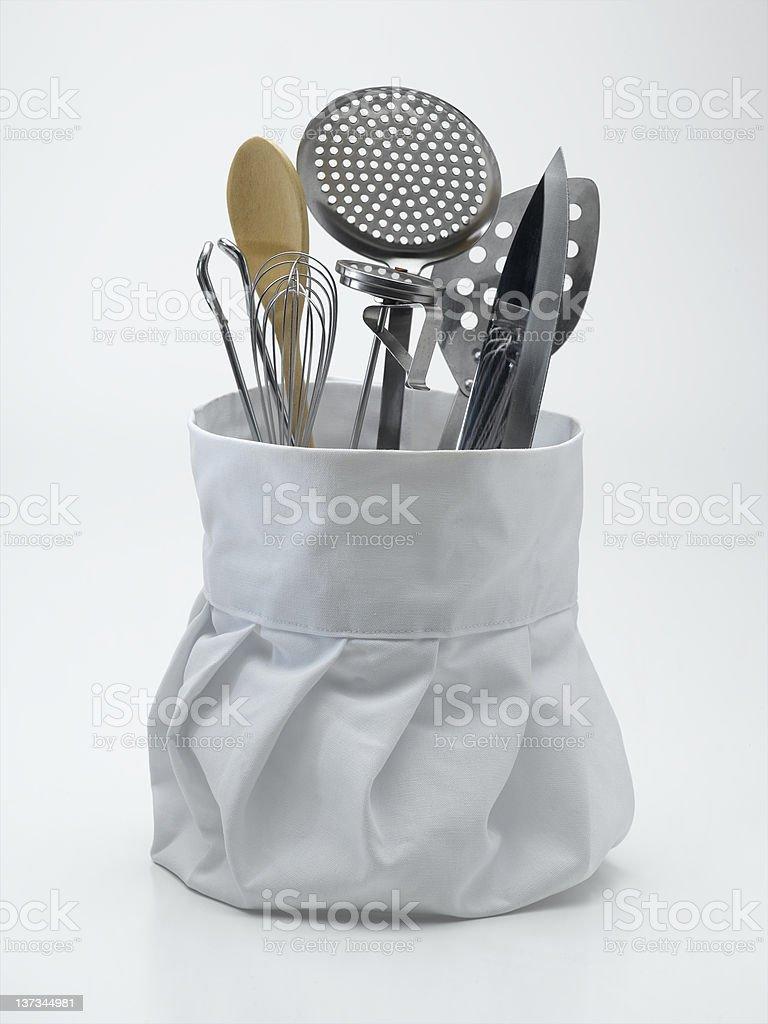 Chef's Tools stock photo