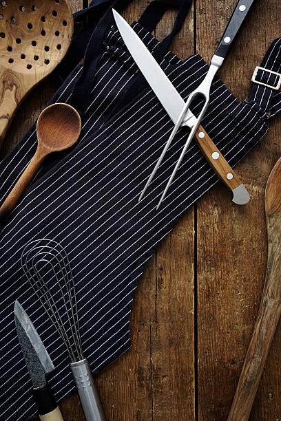 chef's tools - tranchieren stock-fotos und bilder