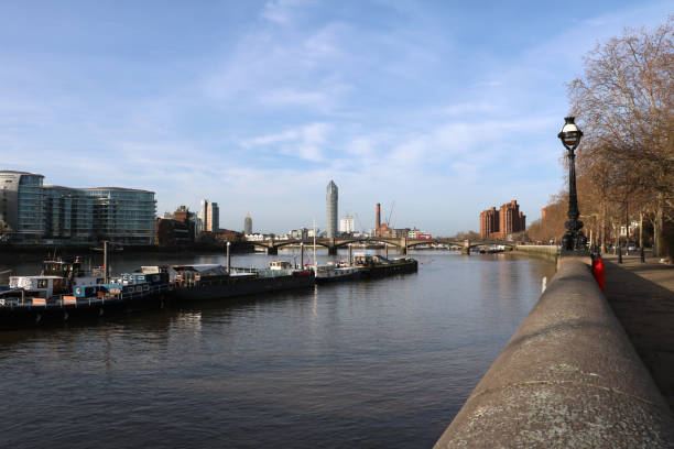 53 Chelsea Embankment In London England Stock Photos Pictures Royalty Free Images Istock