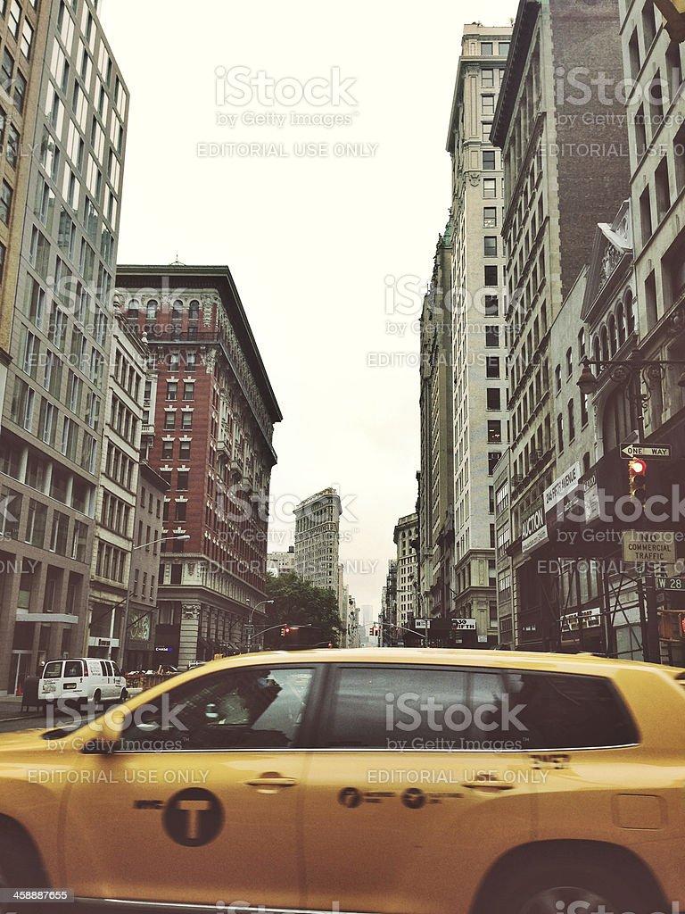 Chelsea New York City royalty-free stock photo
