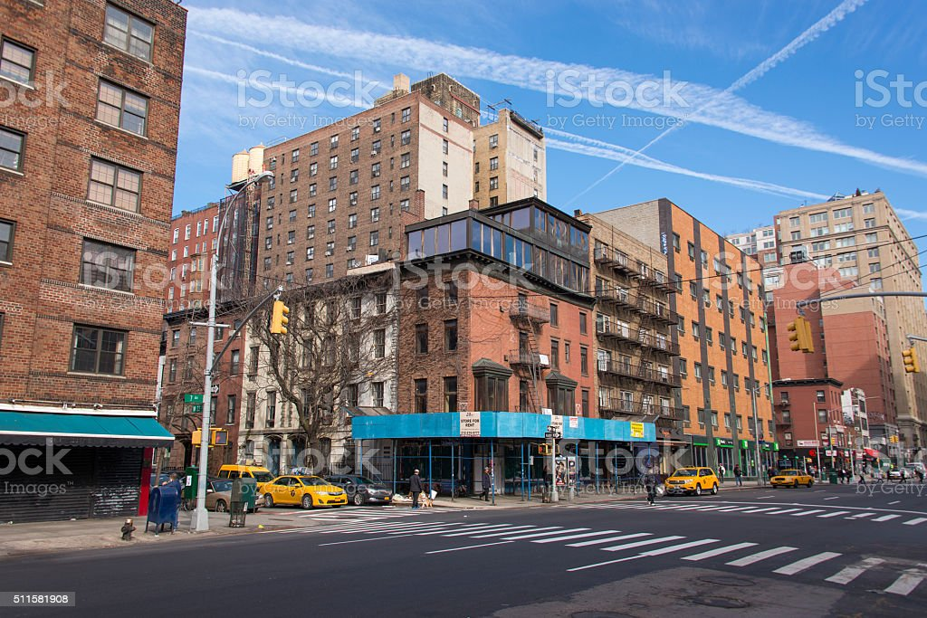 Chelsey New York stock photo