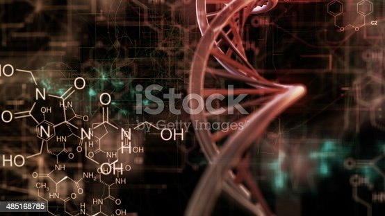 istock Chemical dna 485168785