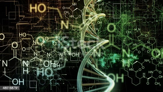 istock Chemical dna 485168791