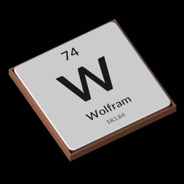 Royalty Free Chemical Symbol Tungsten Pictures Images And Stock