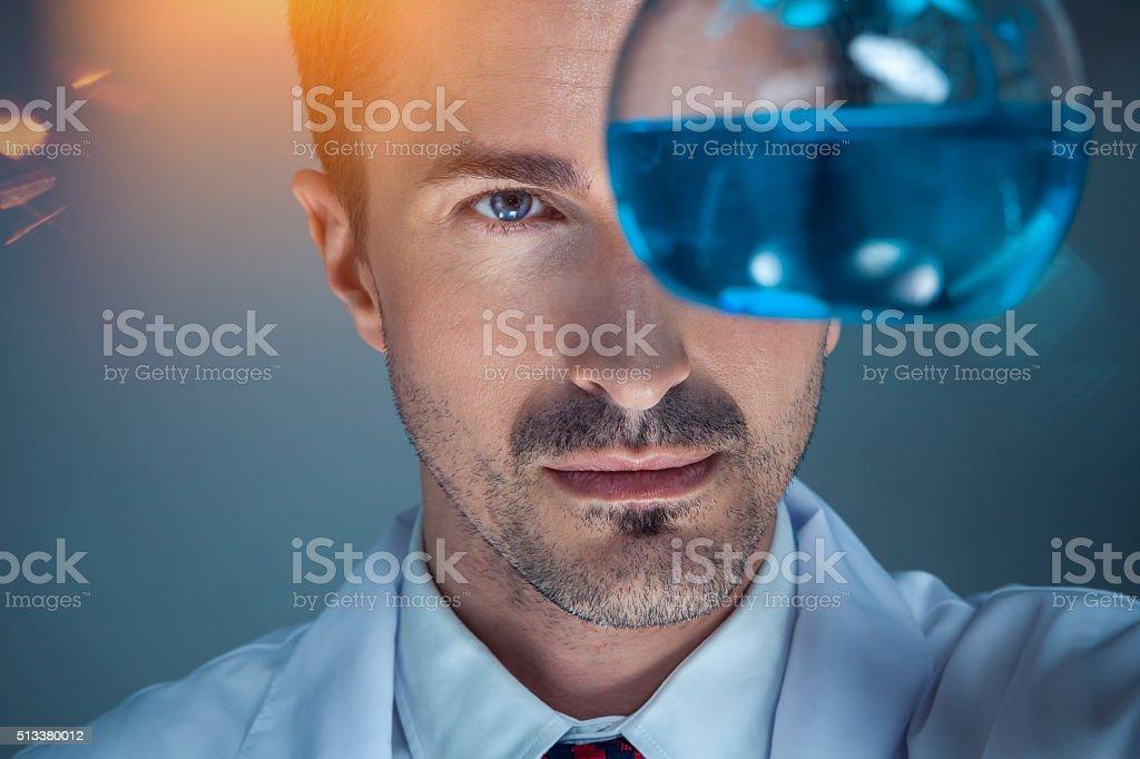 Chemiker – Foto