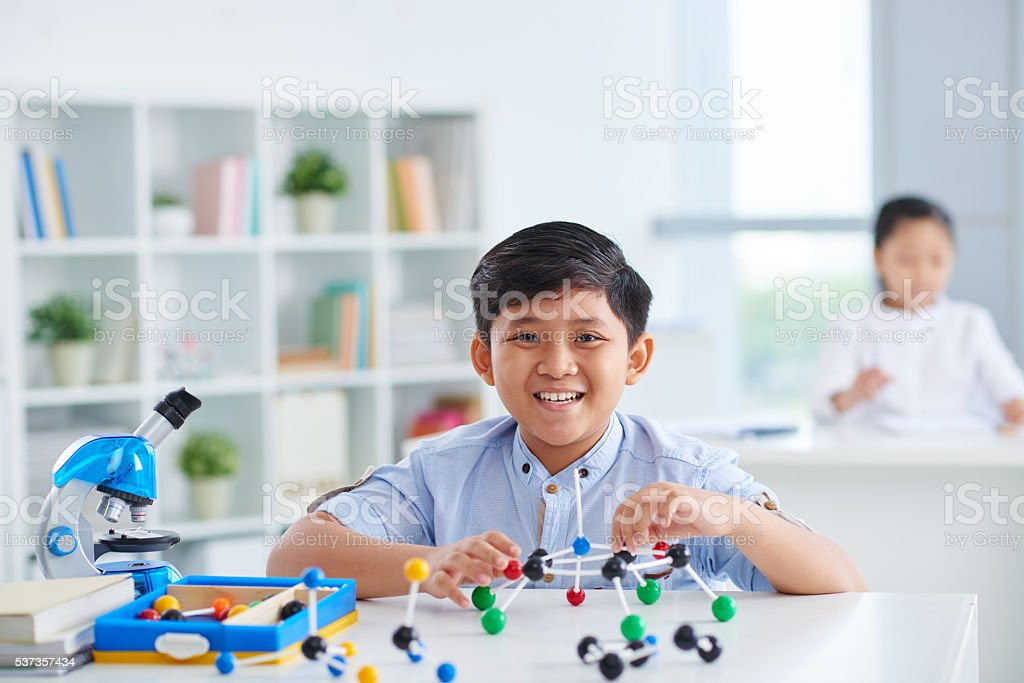 Chemieunterricht – Foto