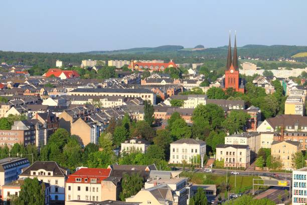 Chemnitz, Germany stock photo