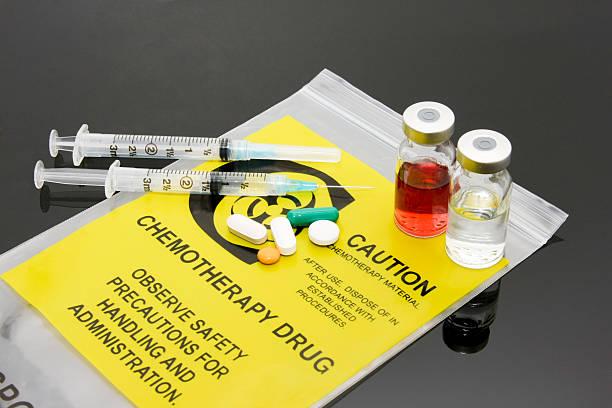 화학요법 - 화학 요법 치료제 뉴스 사진 이미지