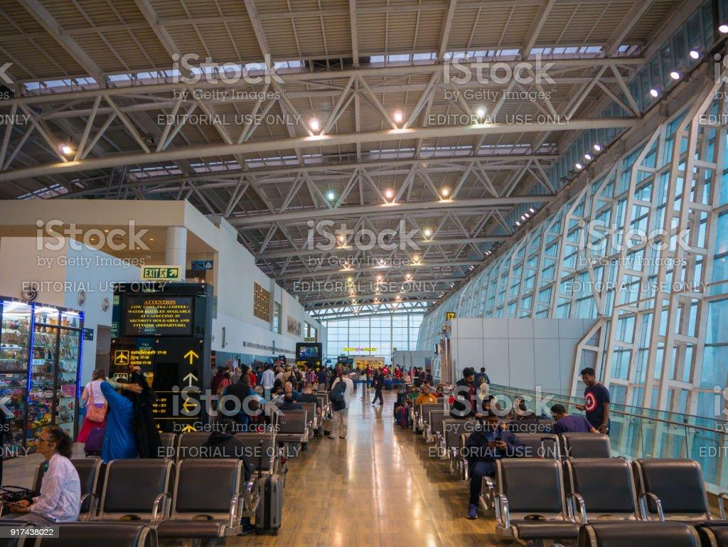 チェンナイ国際空港国際線ターミ...