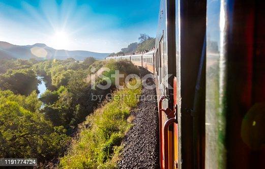 Tren Chepe, Barrancas del cobre, Chihuahua, Los Mochis, Mexico