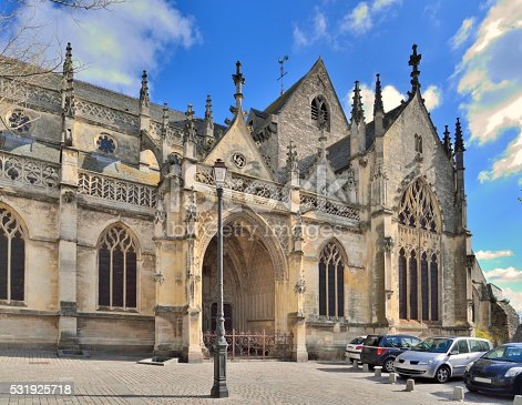 istock Cherbourg  Holy Trinity Basilica 531925718
