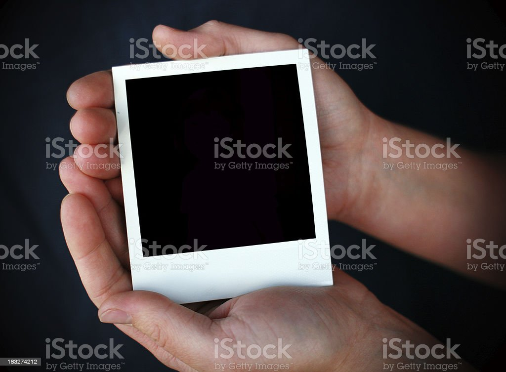 Cherished Photograph royalty-free stock photo
