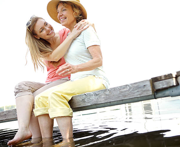 Royalty Free Mature Women Feet Pictures, Images And Stock Photos - Istock-4606