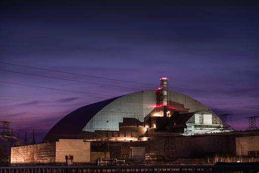 istock Chernobyl At Night 1217664606