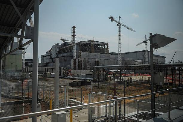 Kernkraftwerk Tschernobyl – Foto