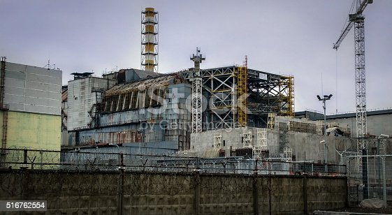 istock Chernobyl nuclear power plant 516762554