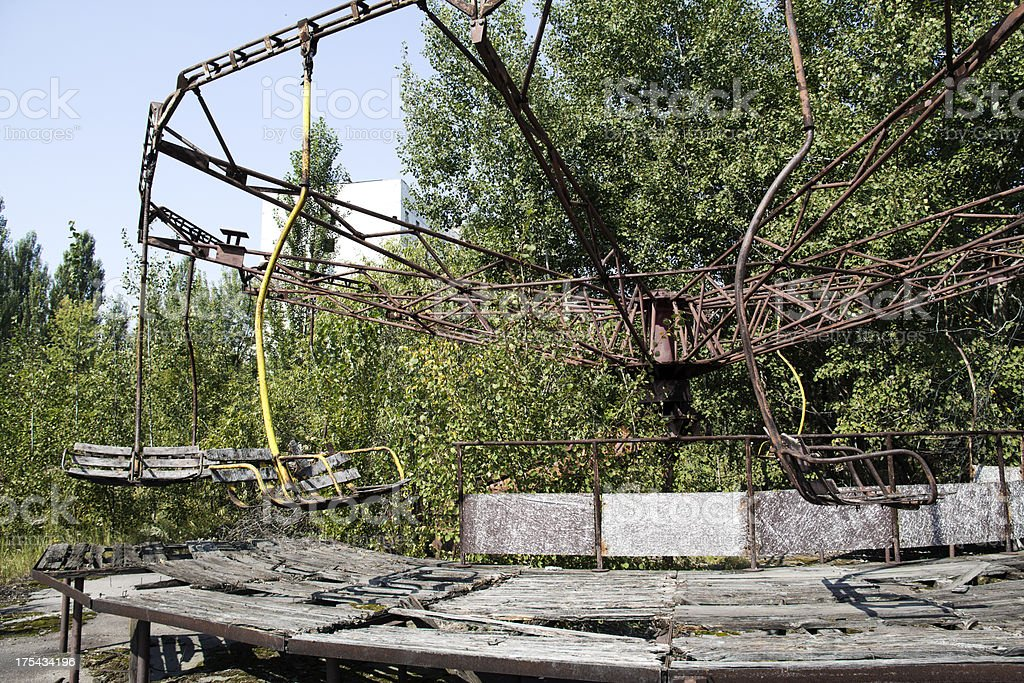 Chernobyl - Pripyat royalty-free stock photo
