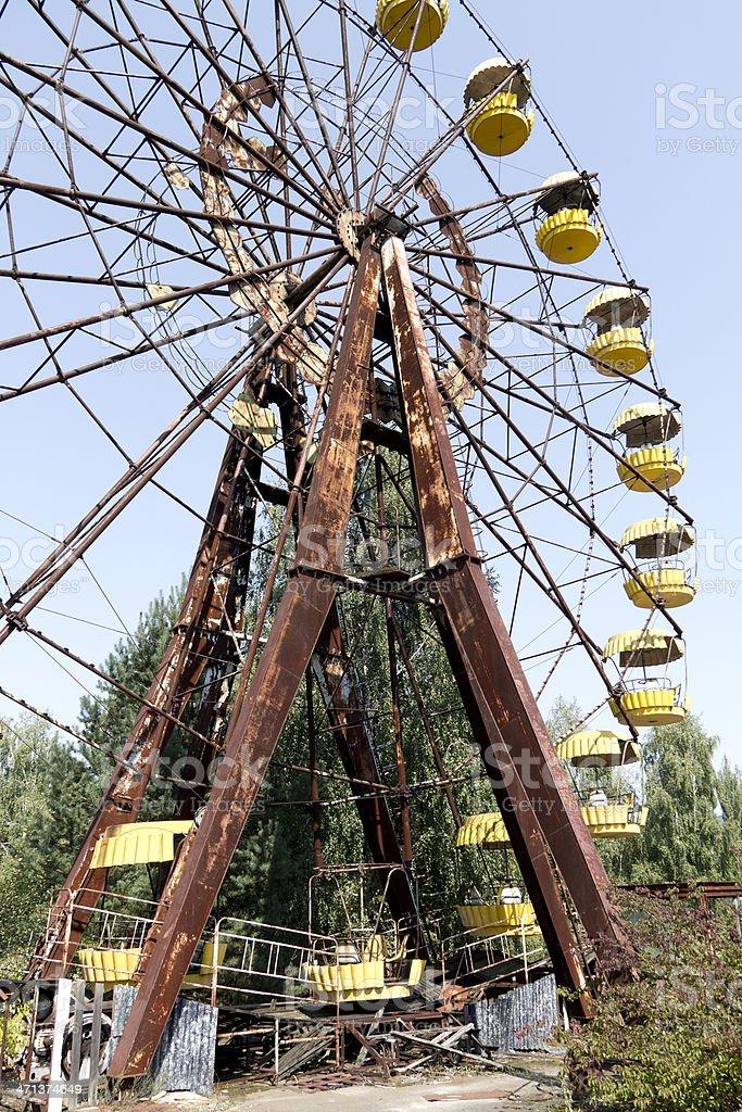 Chernobyl - Pripyat royalty-free stock photo