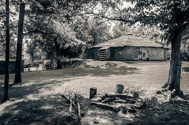 Cherokee Village stock photo