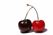 Two dating cherries.