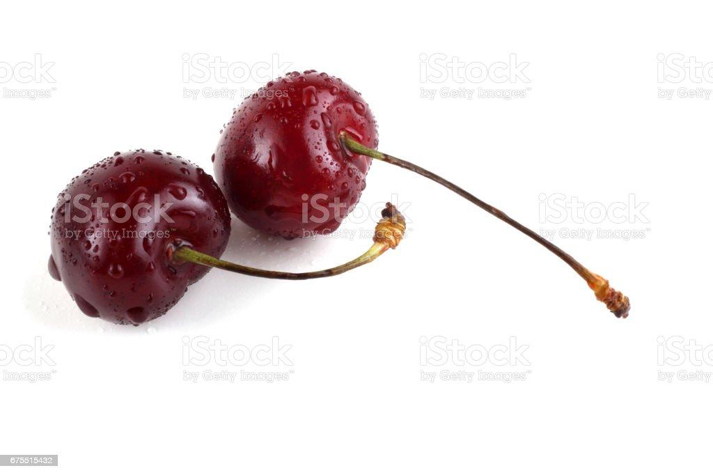 Cherries photo libre de droits