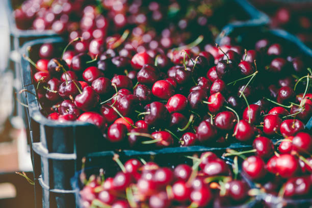 Cherries-Expression anglo-saxonne - Photo