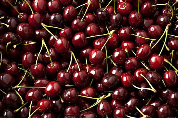 cherry backgorung - negras maduras fotografías e imágenes de stock